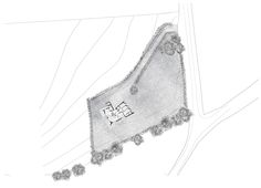 House at Kilmore,Site Plan