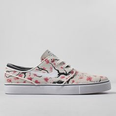 half off ed9e5 f1315 Nike SB Zoom Stefan Janoski Shoes Cherry Blossom Pack - SailWhite Limited  Edition Trainers