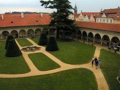 Telc Castle Garden, Czech Republic Florida Usa, Central Florida, Royal Palace, Palaces, Czech Republic, Castles, Golf Courses, Memories, Explore