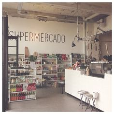 Supermercado | Eindhoven, the Netherlands by Emma