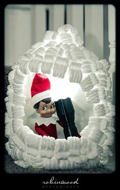 elf on the shelf igl