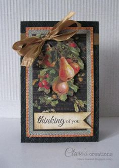 Thinking of You by cbuswell - Cards and Paper Crafts at Splitcoaststampers