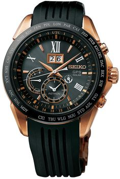 Seiko Astron Watch GPS Solar Big Date Pre-Order