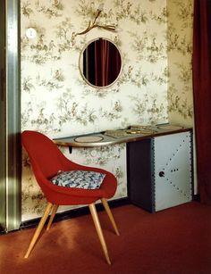 Thomas Ruff: Interieur 3 E, 1983 (Tegernsee).