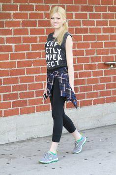 Katherine Mcnamara Blonde Hair. January 2015 Style