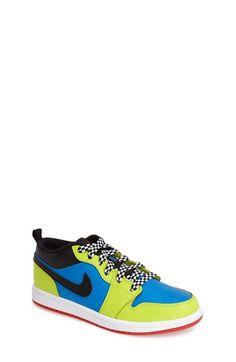 b16d304a17a56 Nike  Jordan 1 Low  Sneaker (Toddler   Little Kid)