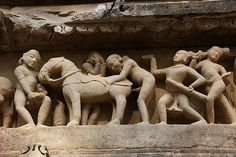Weird Travel Wednesday: Anchient Kama Sutra Temples  