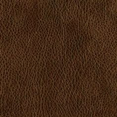 Faux Leather Fabric Bison Caramel Texture Textile Head