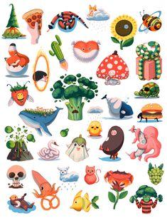 Art Anime Fille, Anime Art Girl, Graphic Design Illustration, Digital Illustration, Emoji Combinations, Cute Disney Wallpaper, Anime Angel, Halloween Themes, Doodle Art