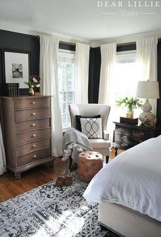 Cool 88 Wonderful Master Bedroom Makeover Ideas.