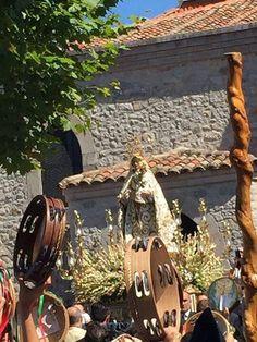 Virgen de Guía de Llanes, Asturias.