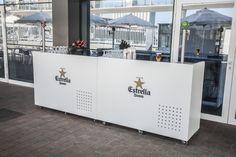 Terrace bars design - Grimaldi Lines - Estrella Damm 2014