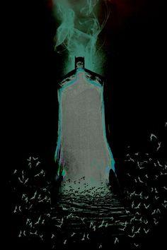 Detective Comics cover by Jock
