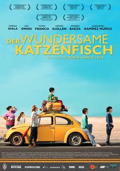 """""""Der wundersame Katzenfisch"""" von Claudia Sainte-Luce. Mehr unter: http://www.kino-zeit.de/filme/trailer/der-wundersame-katzenfisch"""