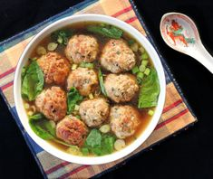 Around The World in 20 Meatball Recipes Meatball Recipes, Dim Sum, Family Meals, Sushi, Grilling, Pork, Around The Worlds, Beef, Vegetables