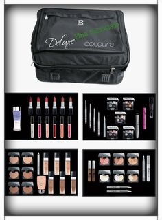 Linea Deluxe per un make up professionale!