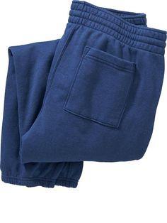 Men's Fleece Sweatpants Product Image