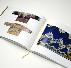 Philippine Ethnic Patterns: A Design Sourcebook by Olivia Enriquez, via Behance