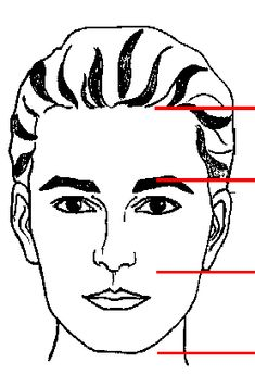 Face proportions If you divide your face to three horizontal parts, you will find that one of the parts is relatively larger than the other two parts. This dominant part can tell some information about your personality and thinking style. The three. Chinese Face Reading, Face Proportions, Face Profile, Astrology And Horoscopes, Face Mapping, Reading Psychology, Palm Reading, Tarot Card Meanings, Spirited Art
