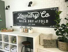 Joanna Gaines Laundry