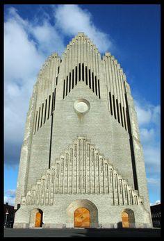 Chapter 27: Grundtvigs Kirke (Grundtvig's Church) Scandinavian Modern