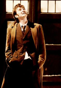 David Tennant as Doctor #10
