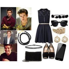 """""""Isaac Lahey"""" by ionicel-anna on Polyvore"""