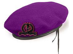 """beret de la Brigade d'Infanterie """"Givati"""""""