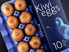 Kiwi Eggs for Gentle Sex on Packaging of the World - Creative Package Design Gallery