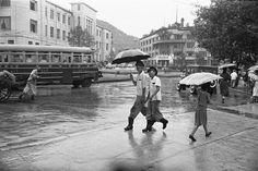 © Han Youngsoo - Meondong, Seoul, Korea 1956-1963