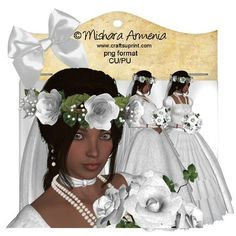 Sweet Bride 5 on Craftsuprint designed by Mishara Armenia - �Mishara Armenia Commercial and personal use ok / CU4CU. Don't resell them in their original form (as poser tubes). Don't claim my work as yours. These tubes can be resized and recolored. - Now available for download!