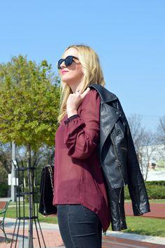 Sunday Walk #3 Second Choice, Choices, Bomber Jacket, Sunday, Walking, Jackets, Fashion, Down Jackets, Moda