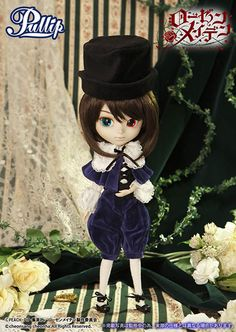 AmiAmi [Character & Hobby Shop] | Pullip / Rozen Maiden - Souseiseki(Released)