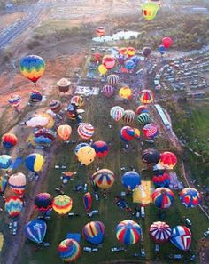 The Great Reno Balloon Race!