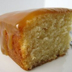 Caramel Cake (Gourmet, January 2008) Recipe