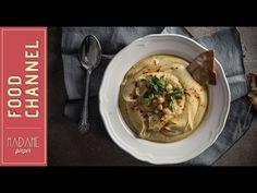 Η βασική συνταγή για Χούμους (Video) - madameginger.com