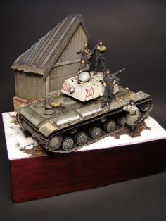 Dioramas Militares (la guerra a escala). - Página 23 - ForoCoches