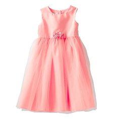 Marmellata Classics Tulle Dress - Toddler Girl, Size: 2T,