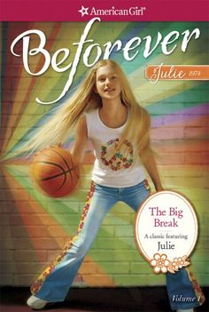 The Big Break: A Julie Classic Volume 1 (American Girl Beforever Classic) by Megan Mcdonald http://www.amazon.com/dp/1609584511/ref=cm_sw_r_pi_dp_wFRkub06VMVV0