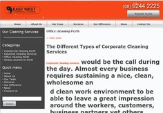office cleaning perth just click here! Office Cleaning, Home Quotes And Sayings, Cleaning Service, Perth, Commercial