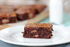 Kit Kat chunk brownies | Butter Baking