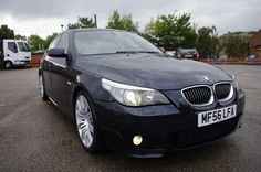 John Pye Auctions | Sold: 2006 BMW 535D M SPORT – £8550 #cars #onlineauction #sold