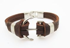 Hey, I found this really awesome Etsy listing at https://www.etsy.com/il-en/listing/469584429/mens-leather-bracelet-anchor-hook