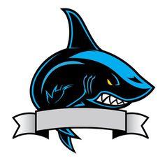 kumpulan hiu logo shark Ok - Design Team Logo Design, Logo Desing, Logo Design Template, Ok Design, Design Art, Logo D'art, Logo Dragon, Logo Simple, Shark Logo