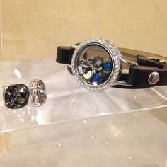 Origami Owl will have leather bracelets in the fall 2014