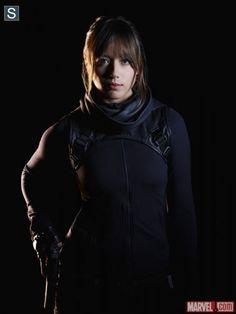Agents of Shield Chloe Bennet as Daisy 'Skye' Johnson Agents Of Shield Seasons, Marvels Agents Of Shield, Black Widow, Florian Schneider, Agents Of S.h.i.e.l.d, Melinda May, Dc Comics, Chloe Bennett, Spiderman