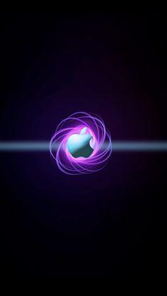 Nucleus Apple Logo iPhone 5s Wallpaper Download | iPhone Wallpapers, iPad wallpapers One-stop Download