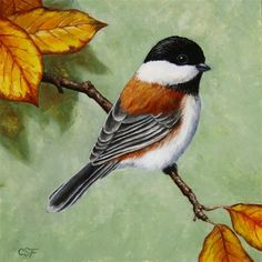 """""""Autumn Charm""""  - by Crista Forest"""