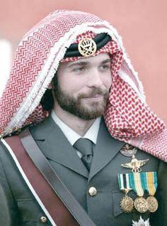 Son Of Jordan's American-Born Queen Noor, Prince Hashim, Marries A Saudi Woman