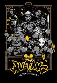 Nas Hip Hop, Arte Hip Hop, Hip Hop Art, Hip Hop And R&b, Kratos God Of War, Wu Tang Clan, Clothing Co, Reggae, Old School
